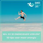 10 tips voor meer energie