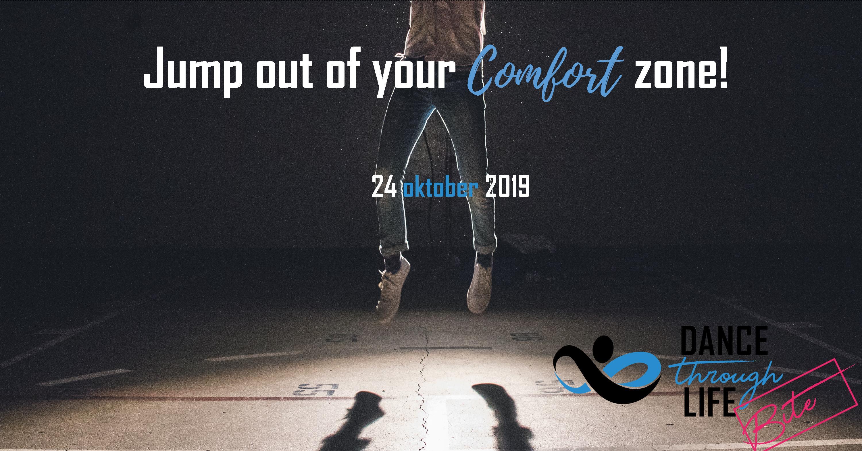 Dance Through Life Comfortzone Utrecht