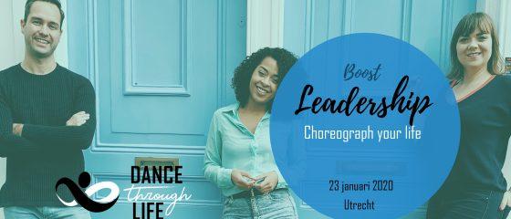 Dance Through Life – Leadership – Leiderschap