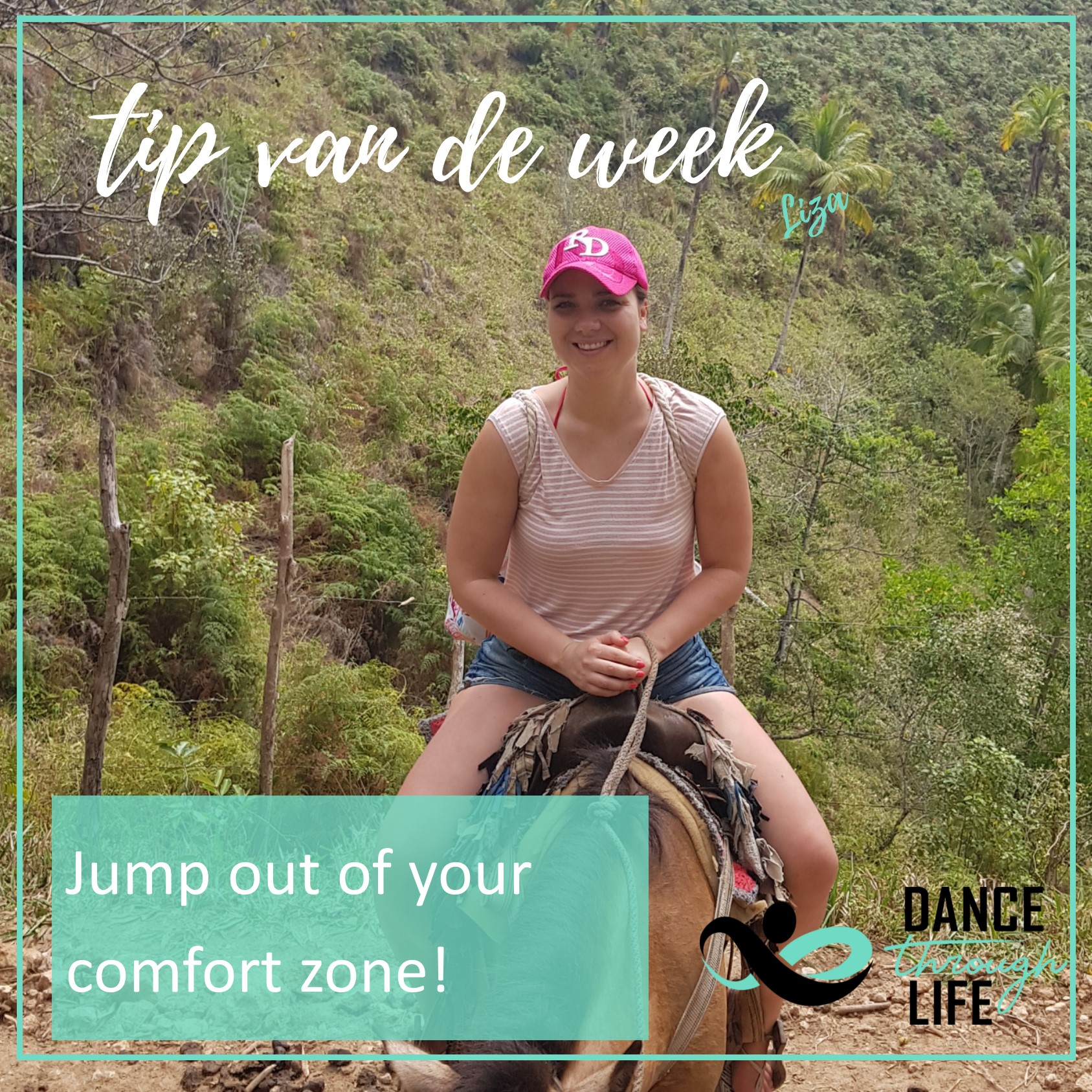 Comfortzone - Liza - Dance Through Life