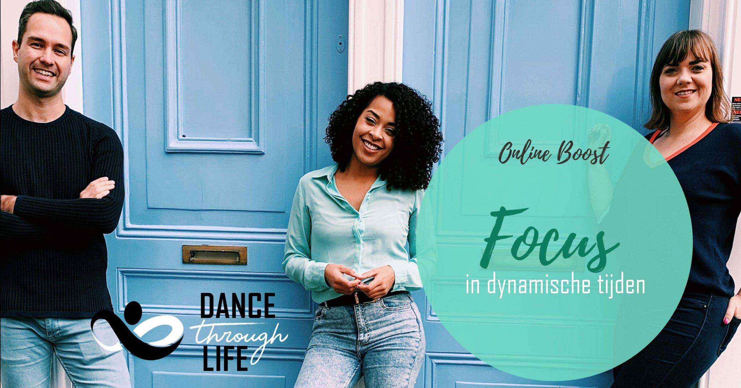 Online Boost - Dance Through Life