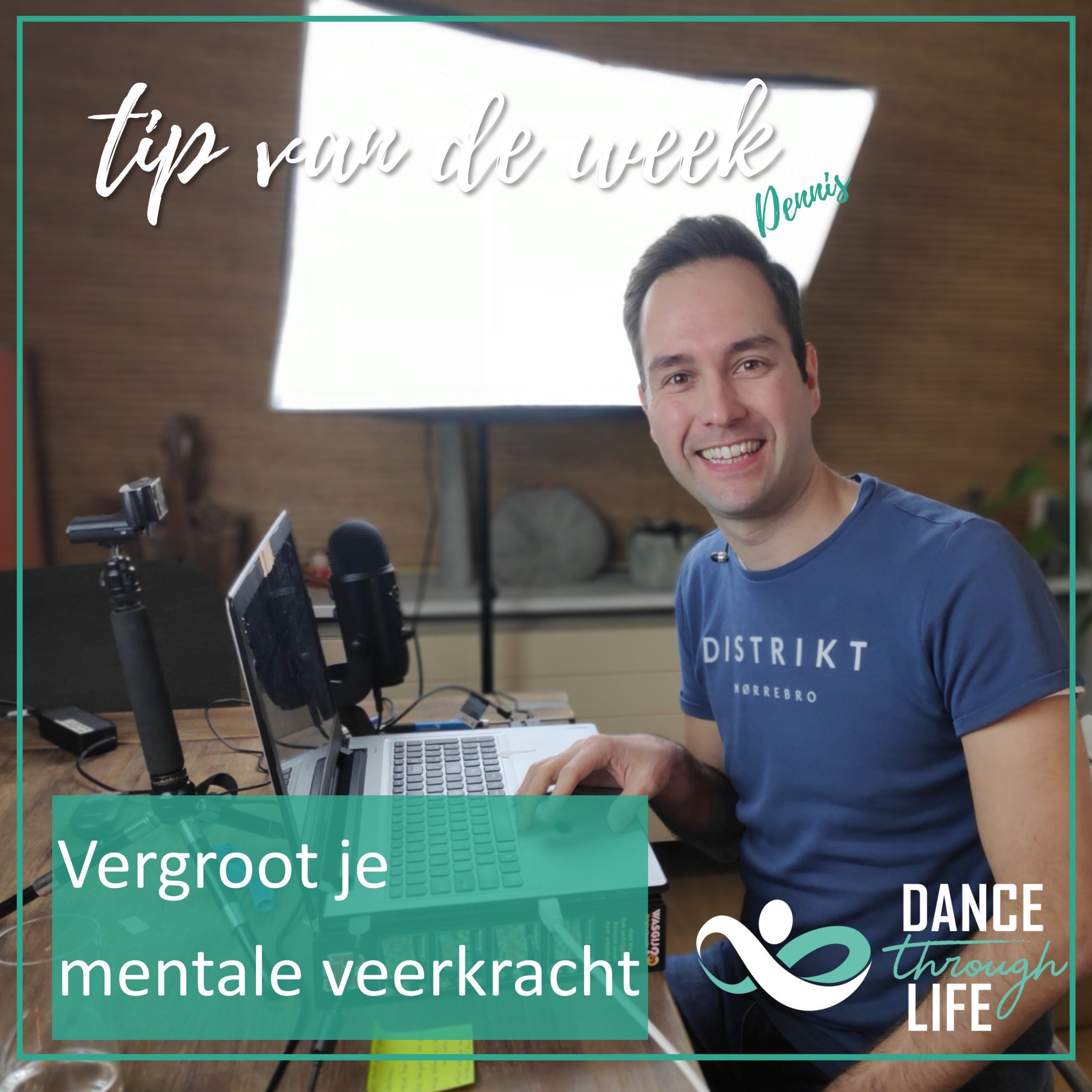 Veerkracht - Dennis - Dance Through Life