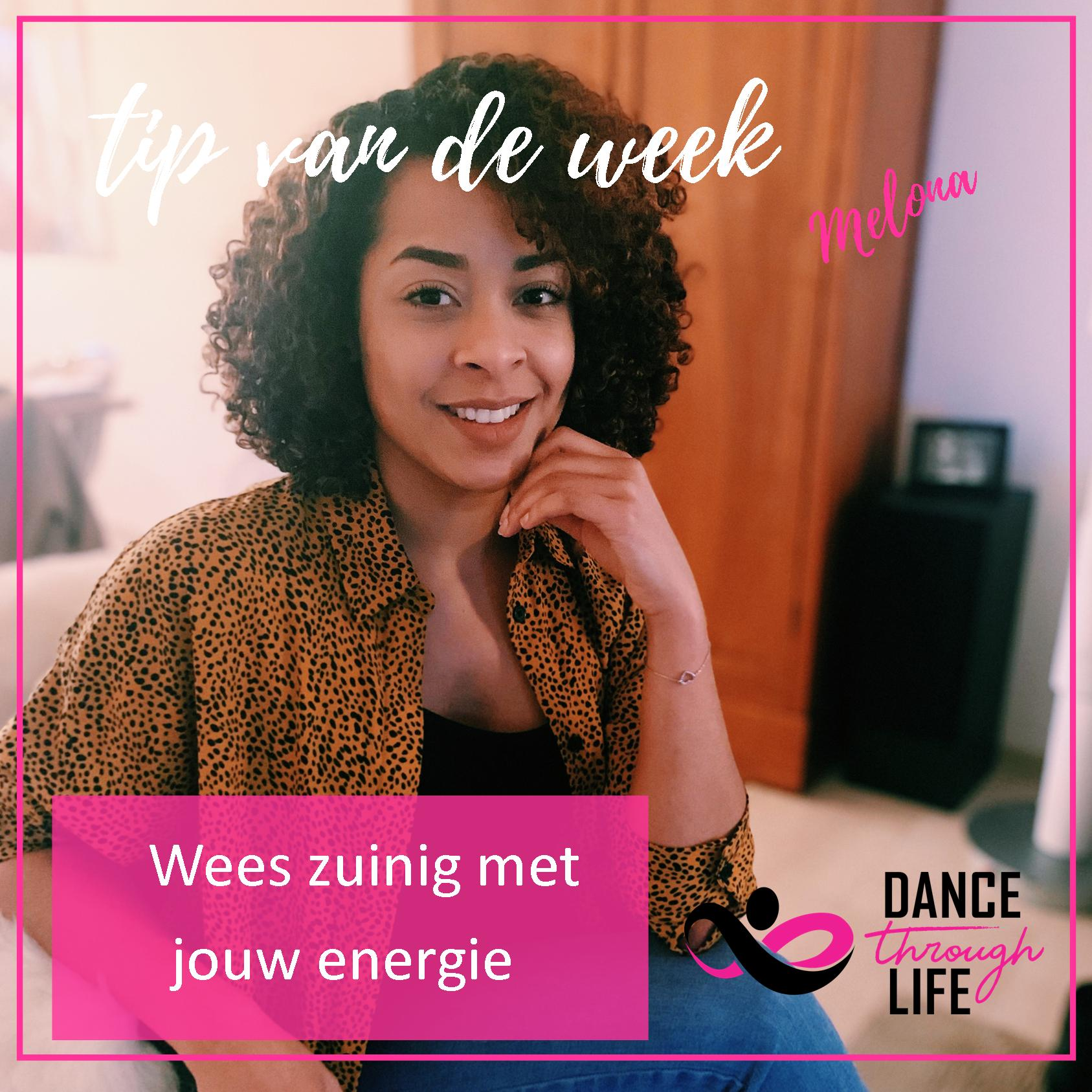 Energie - Melona - Dance Through Life