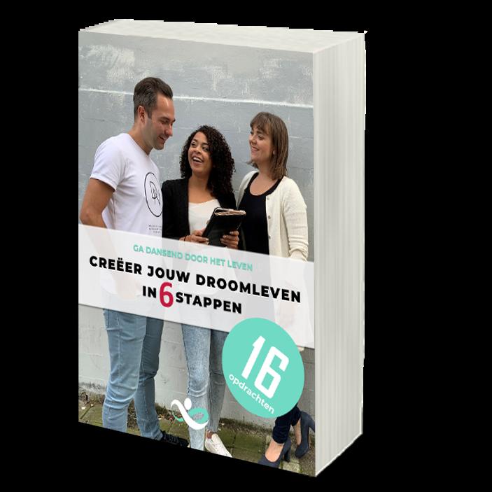 Gratis ebook - Creeer jouw droomleven