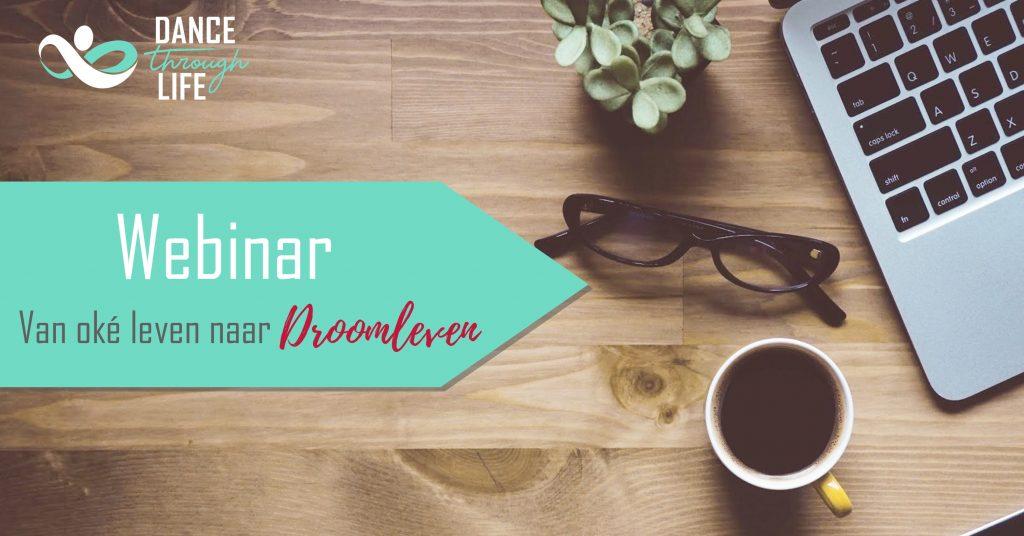 Webinar Creeer jouw droomleven