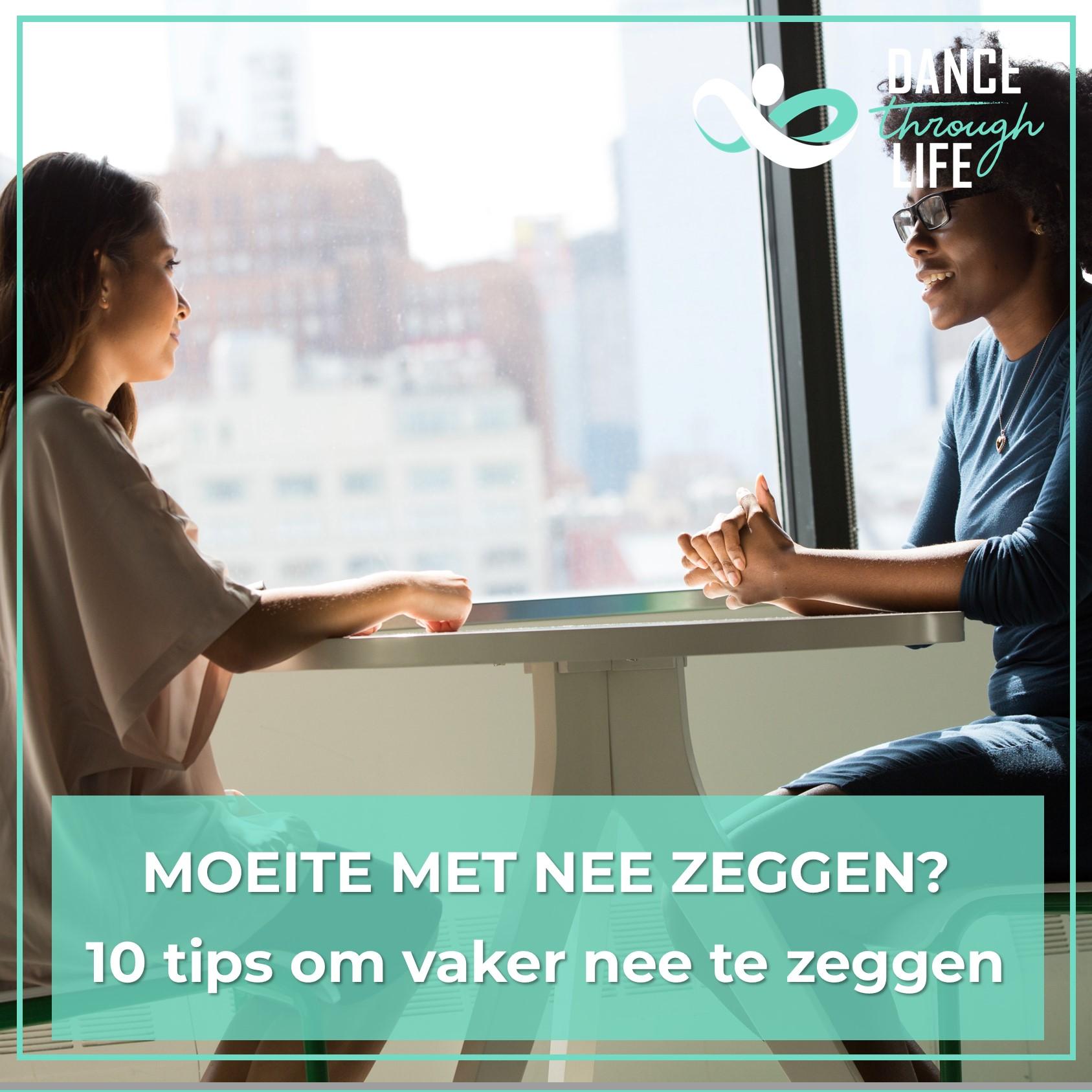 Tips Nee Zeggen